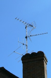 Tv aerials and DAB
